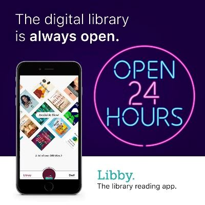 Overdrive Digital Books and Audio 2
