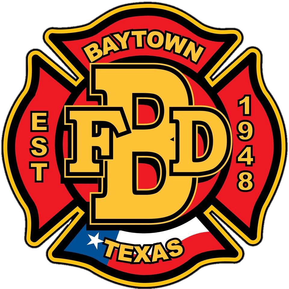 Baytown Fire Department Logo