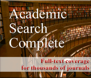 Featured - Academic Search Complete